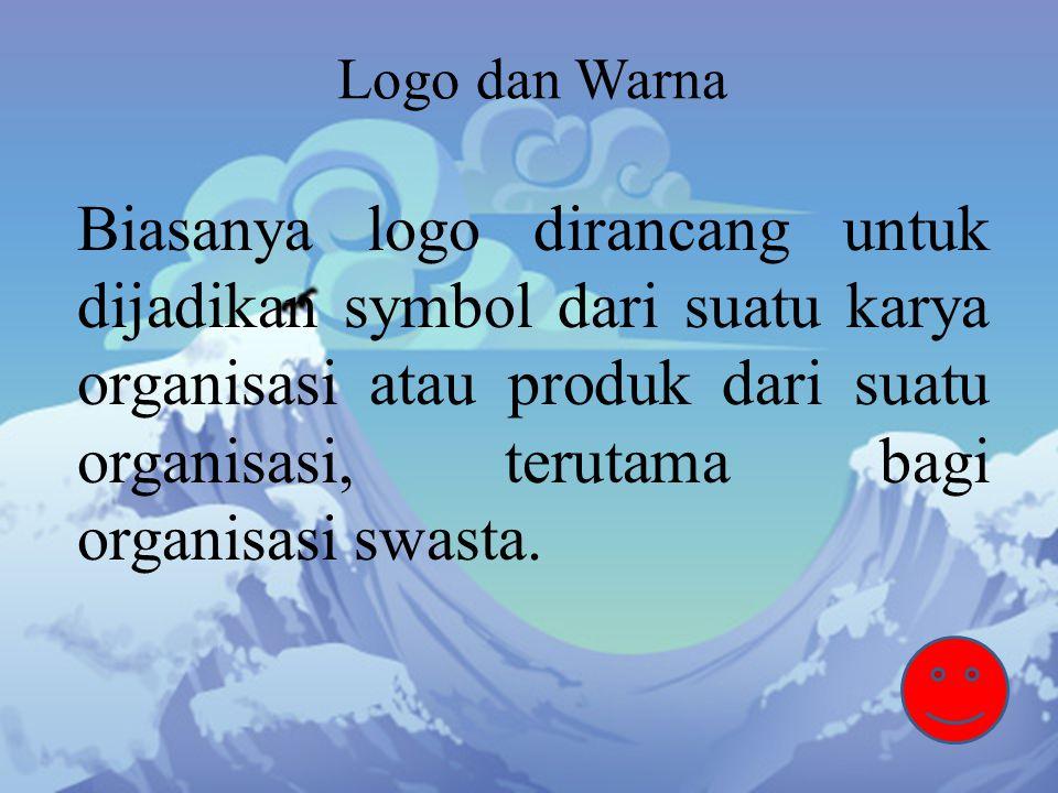 Logo dan Warna