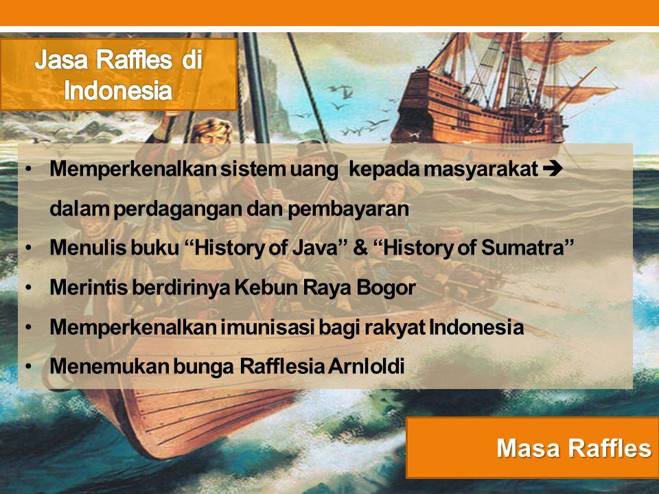 Jasa Raffles di Indonesia