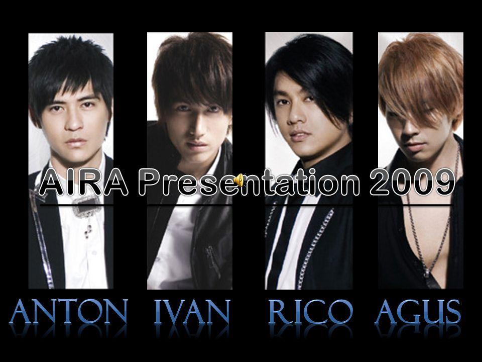 AIRA Presentation 2009 anton ivan rico agus