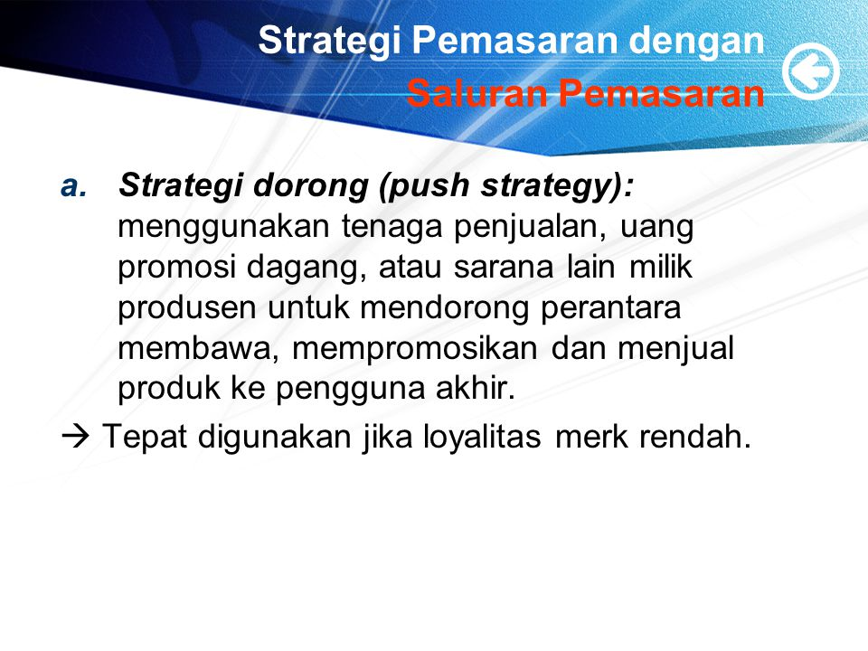 strategi pemasaran nestle Nestle indonesia adalah 422 penyusunan strategi pemasaran 423 kemasan produk kit kat yang standard dan kurang menarik dalam pemasaran.