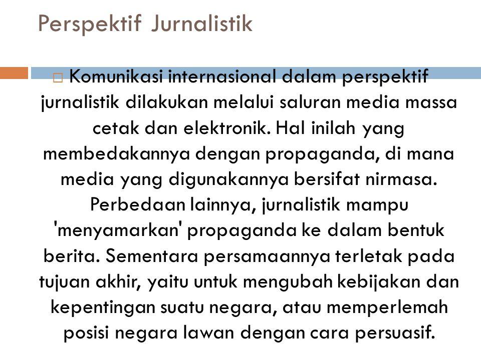 Perspektif Jurnalistik