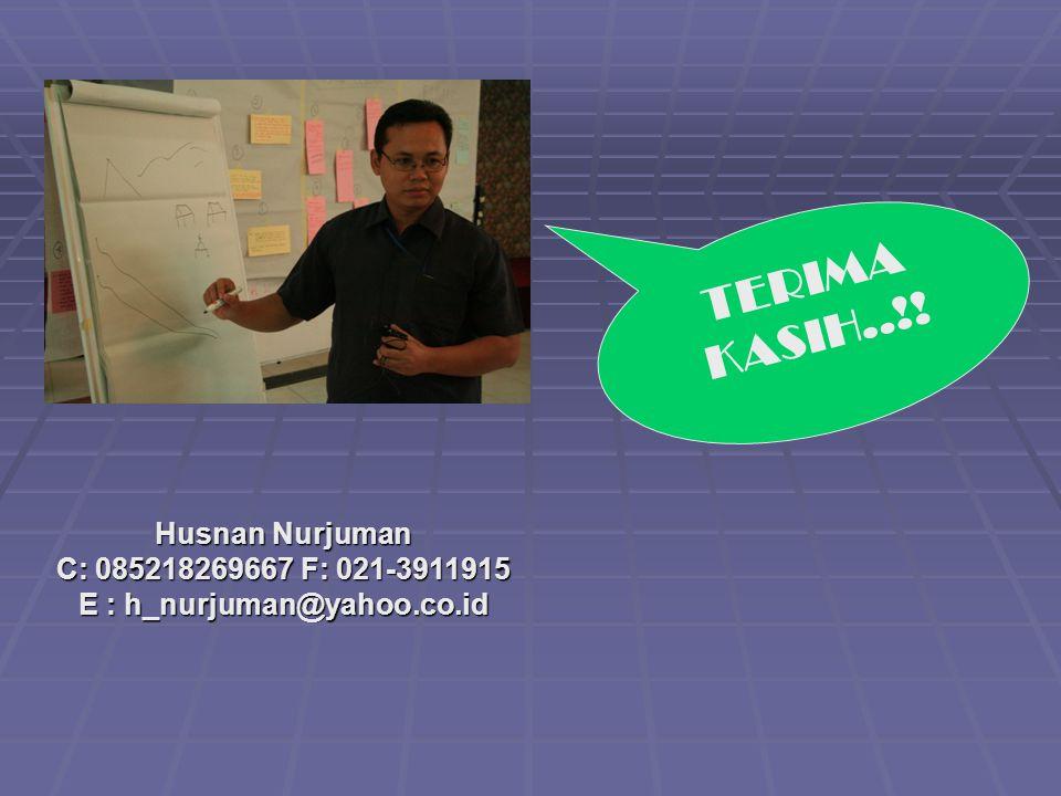 E : h_nurjuman@yahoo.co.id