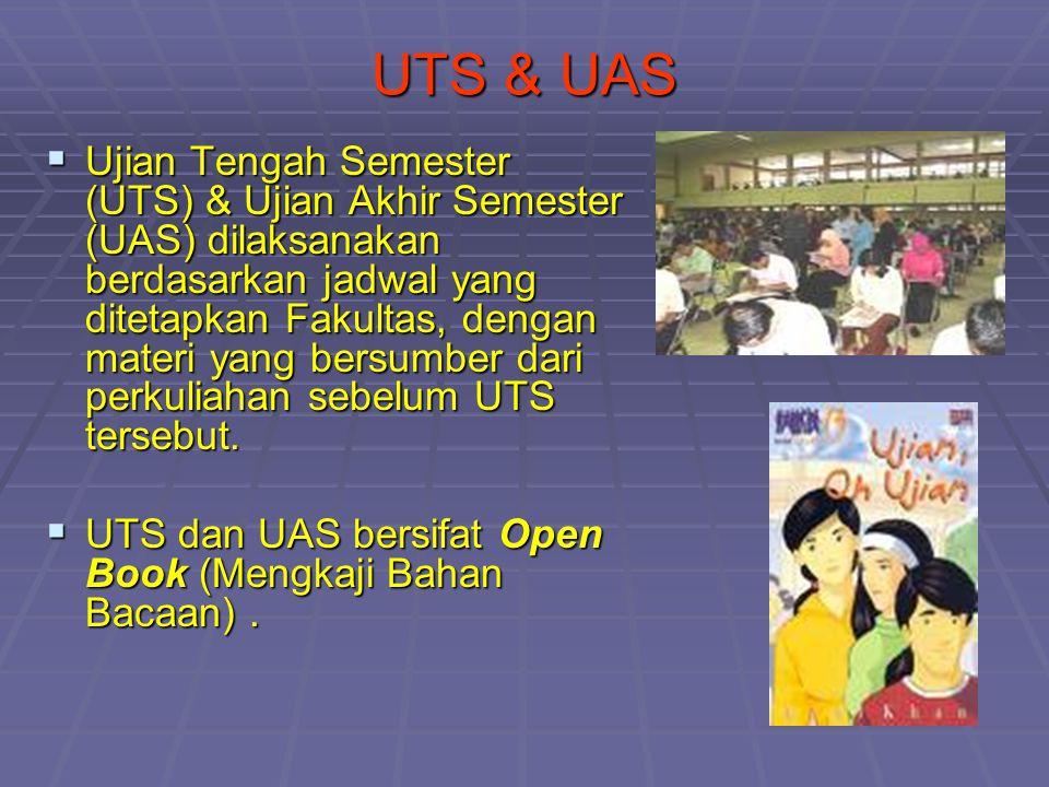 UTS & UAS