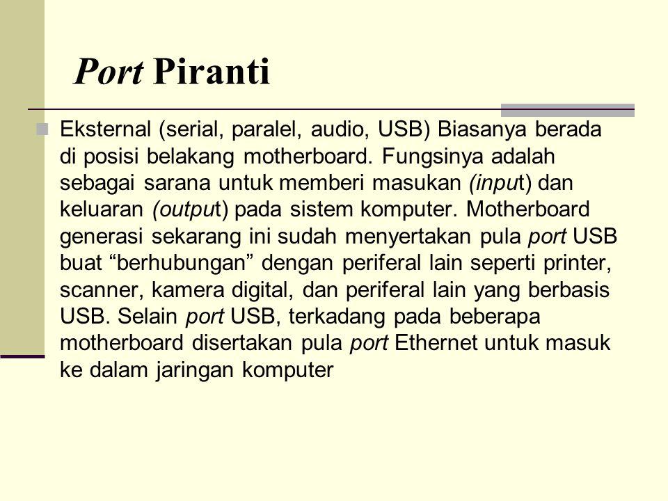 Port Piranti