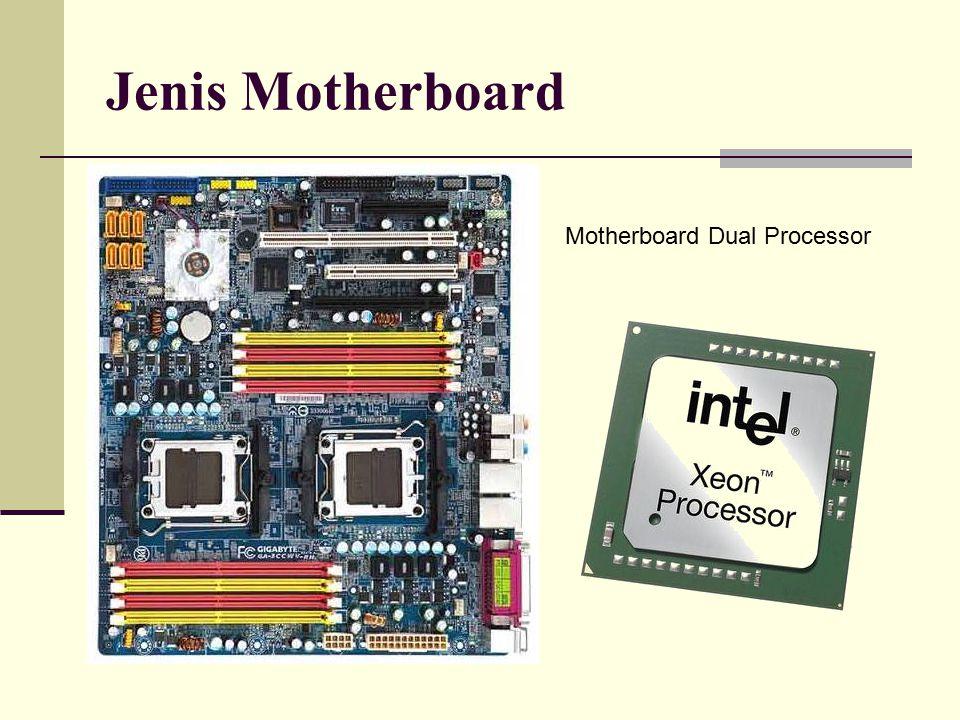 Jenis Motherboard Motherboard Dual Processor Socket LGA 775