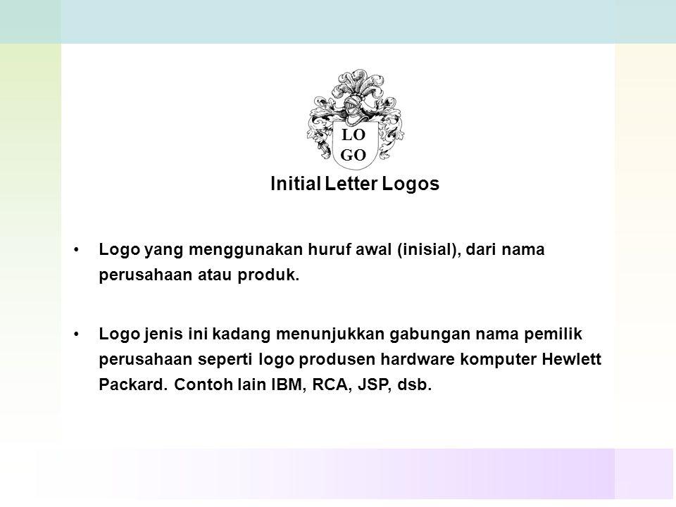Initial Letter Logos LOGO