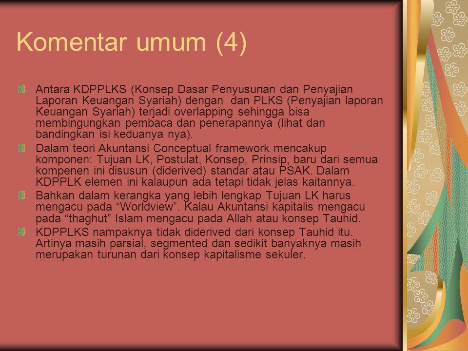 Komentar umum (4)