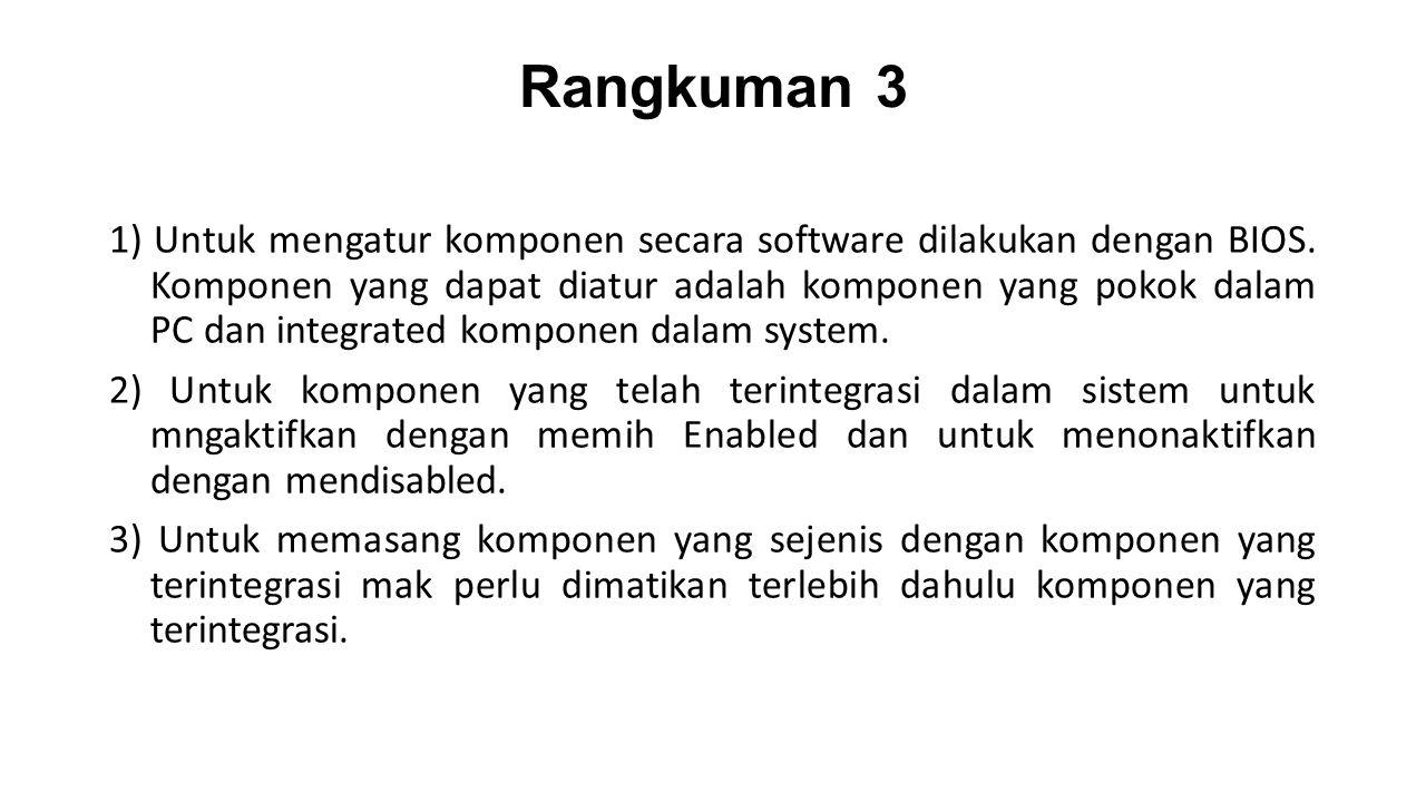 Rangkuman 3