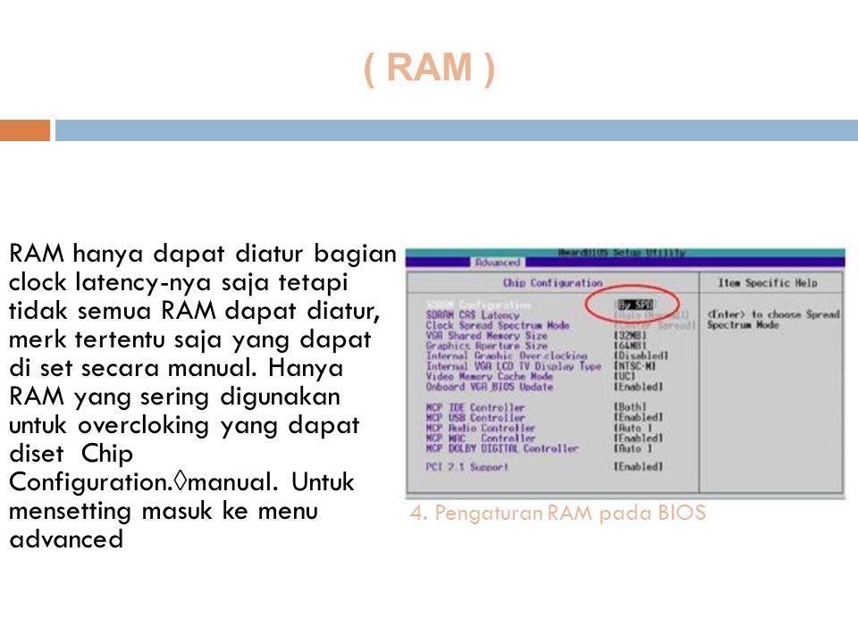 ( RAM )