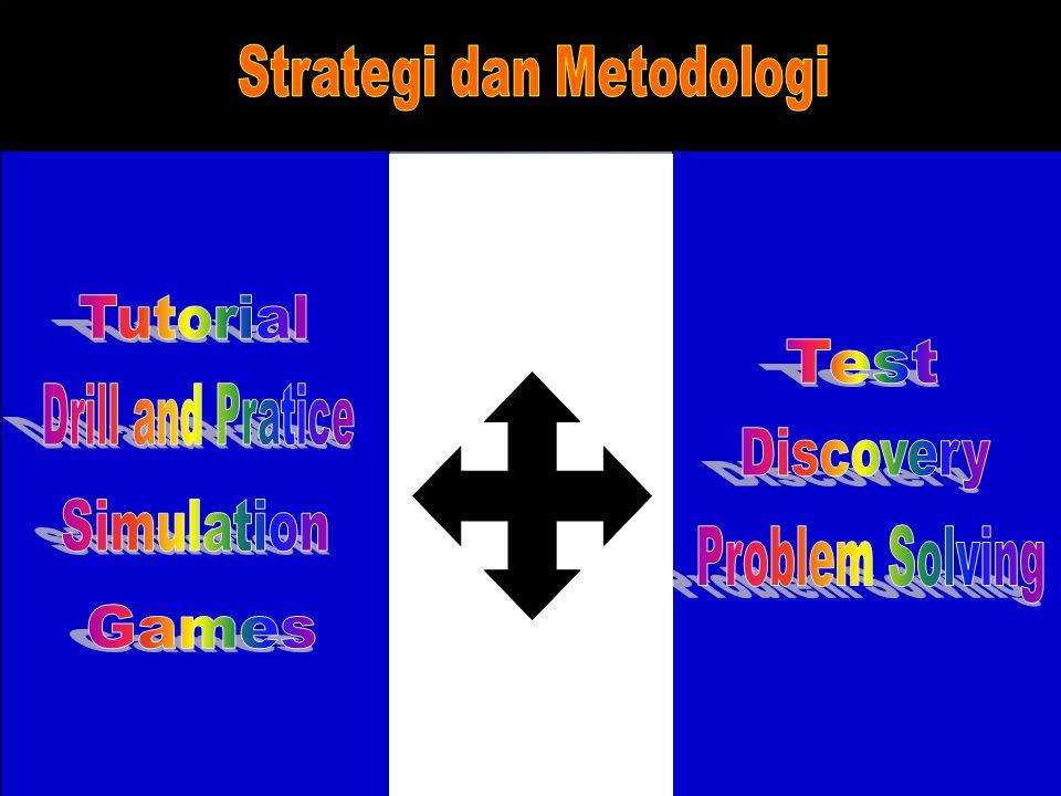Strategi dan Metodologi