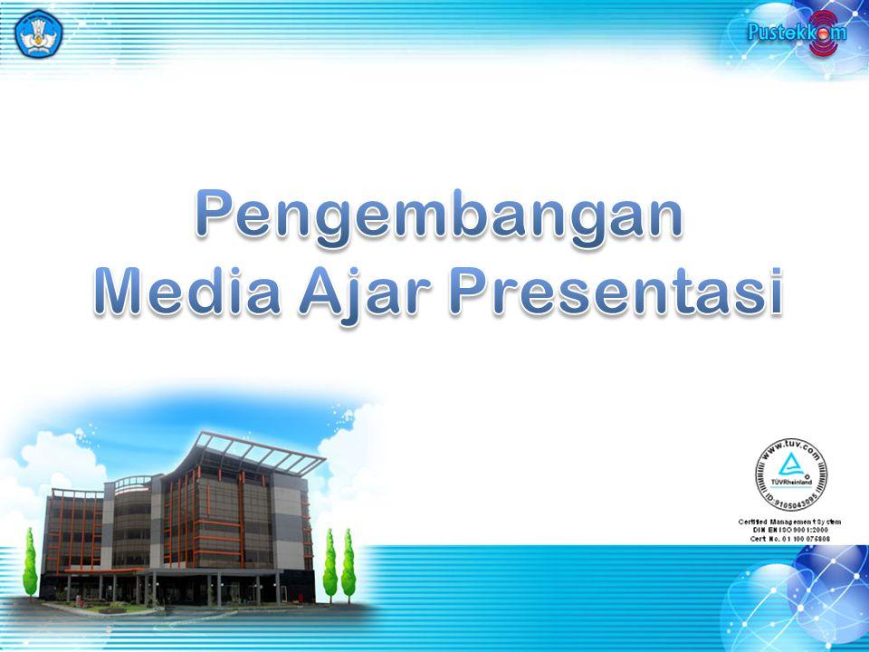 Pengembangan Media Ajar Presentasi