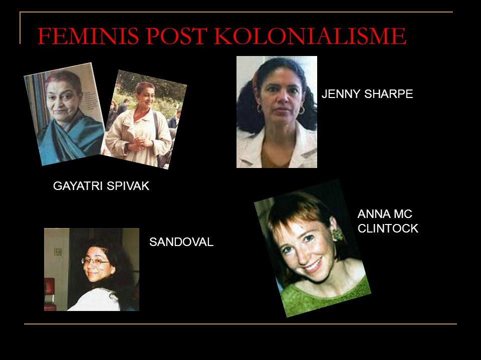 FEMINIS POST KOLONIALISME
