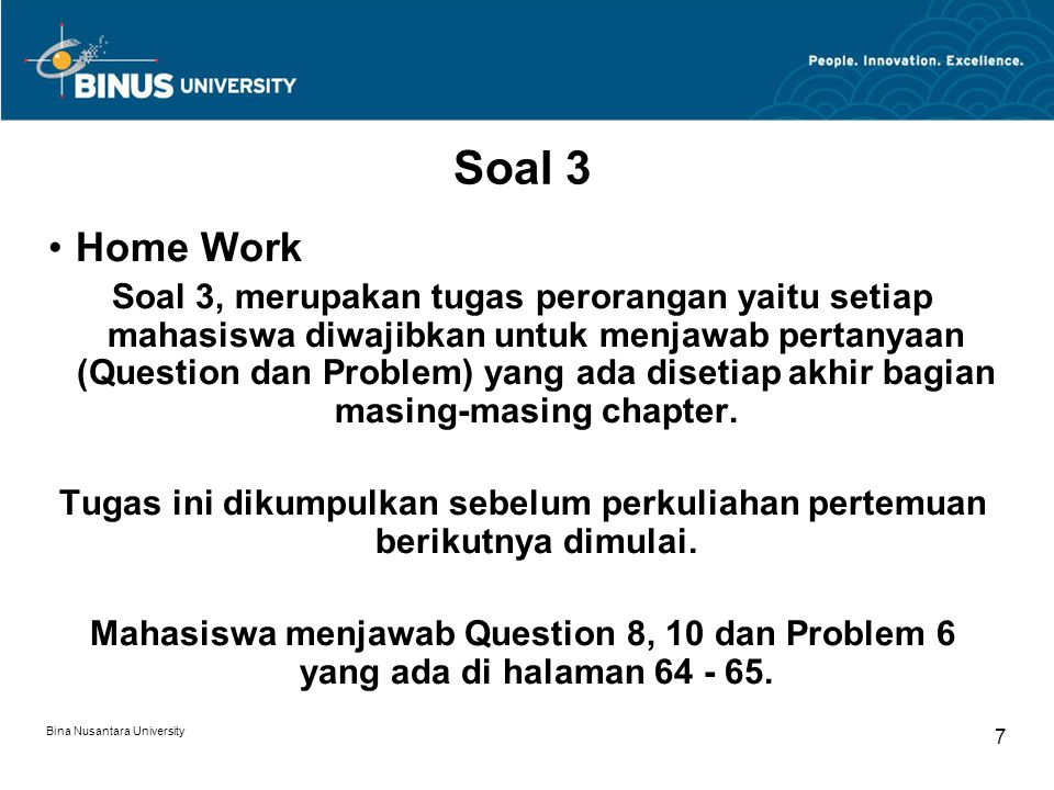 Soal 3 Home Work.