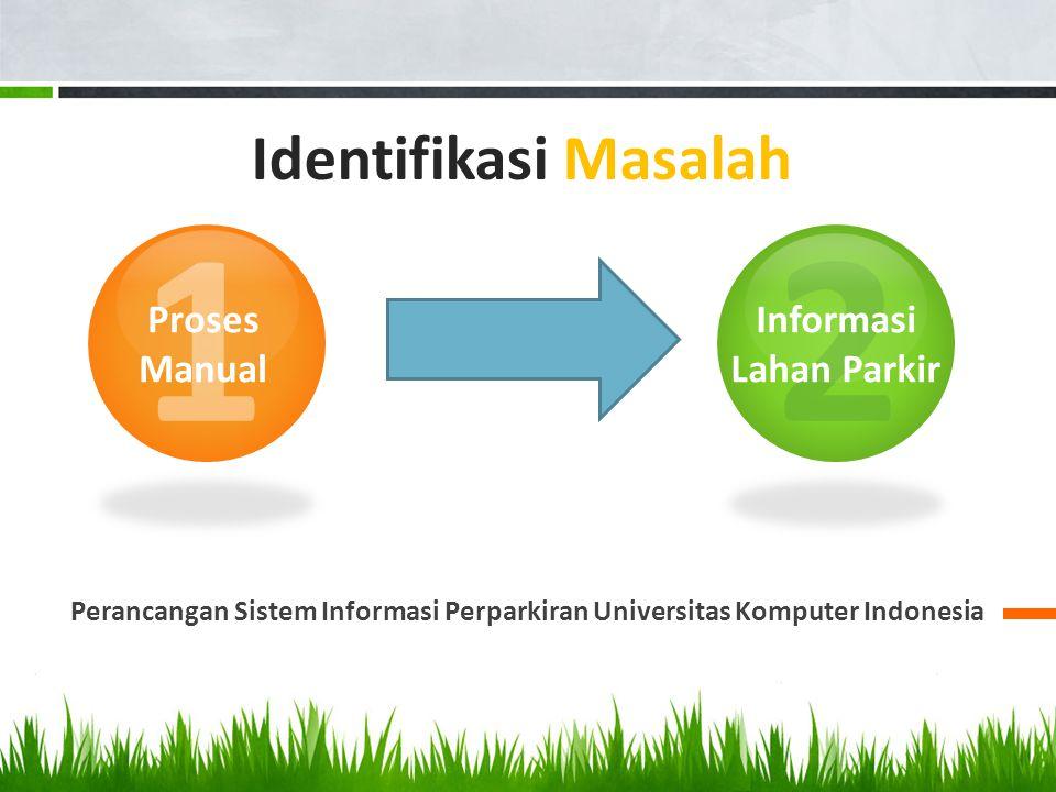 Informasi Lahan Parkir