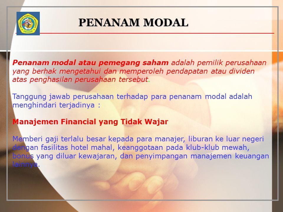 PENANAM MODAL
