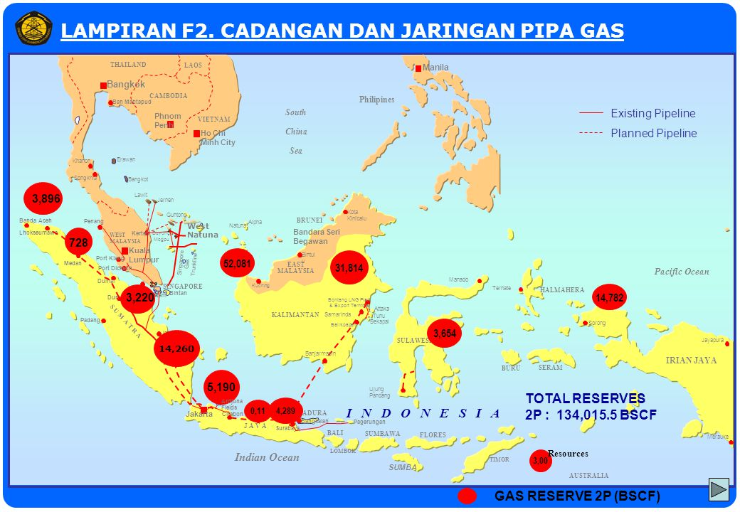 Singapore Gas Trunkline