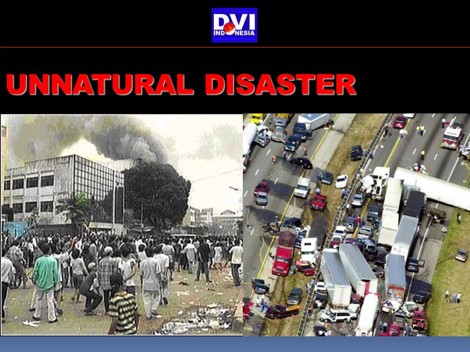 UNNATURAL DISASTER