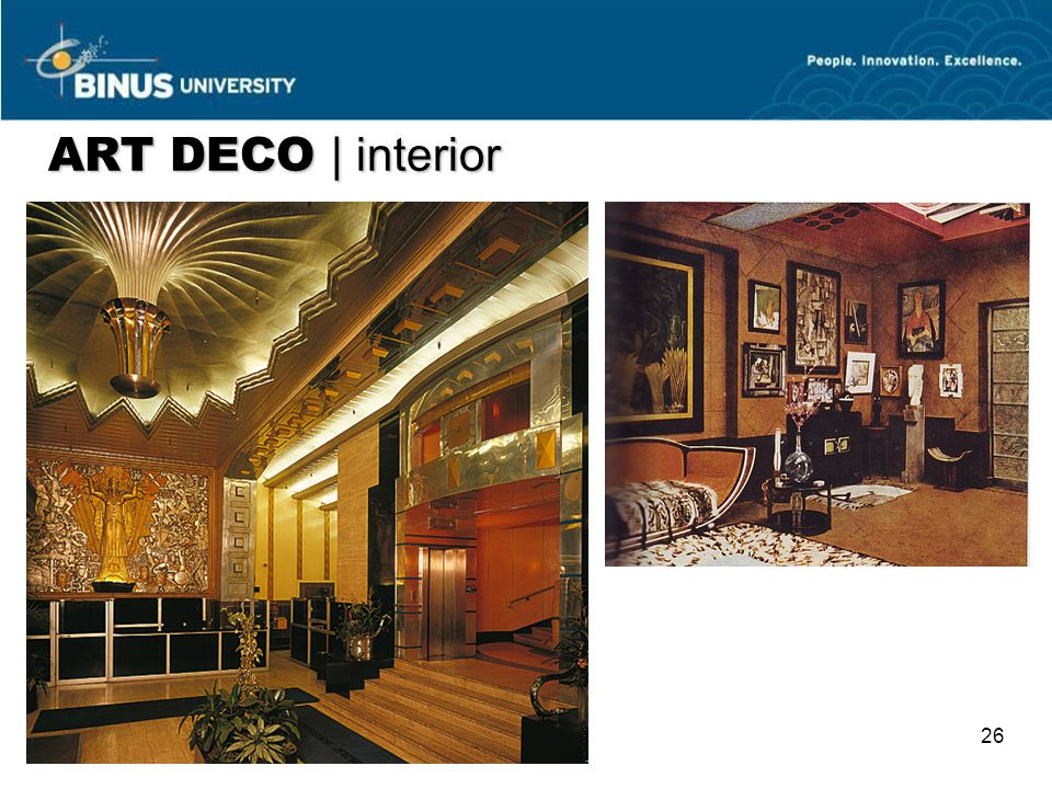 ART DECO | interior 26