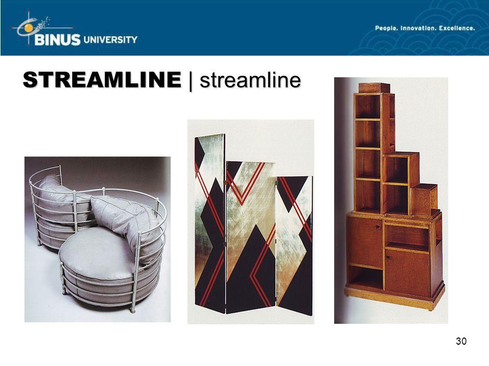 STREAMLINE | streamline