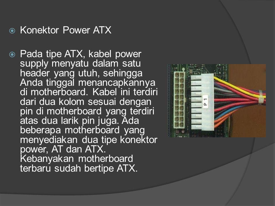 Konektor Power ATX