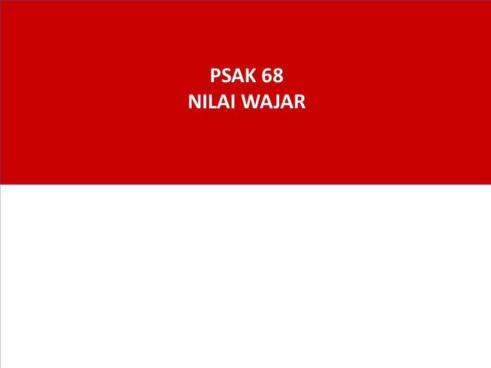PSAK 68 NILAI WAJAR