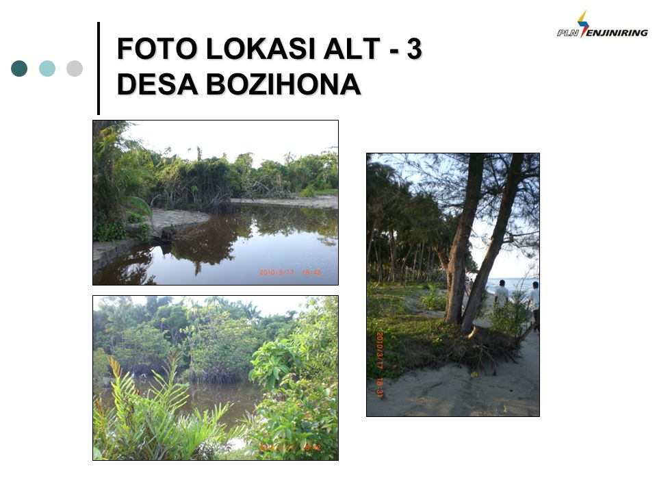 FOTO LOKASI ALT - 3 DESA BOZIHONA