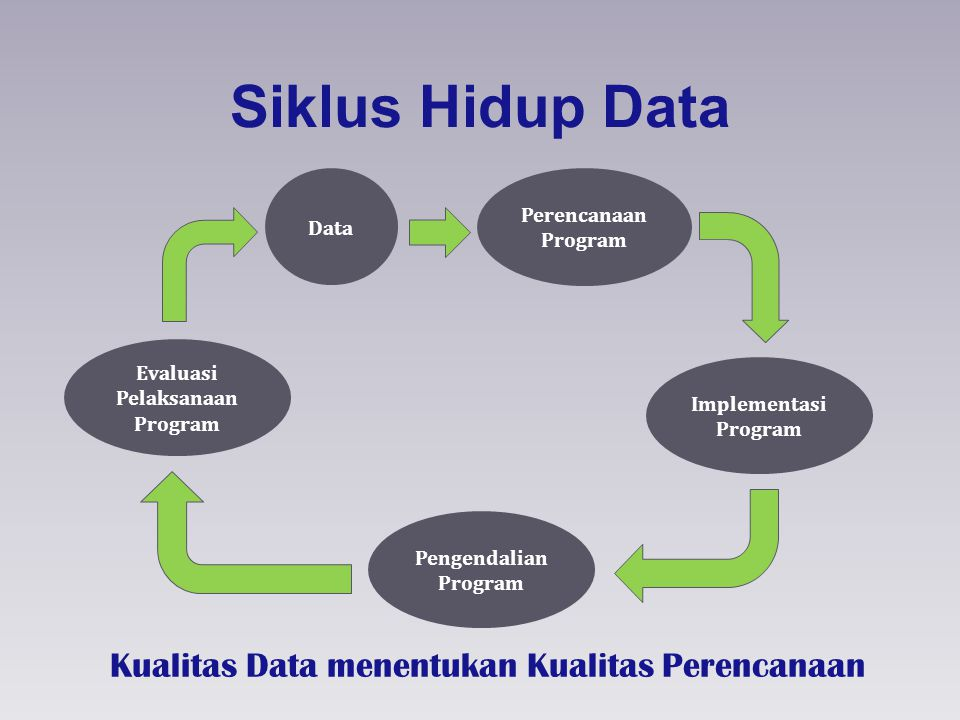 Evaluasi Pelaksanaan Program