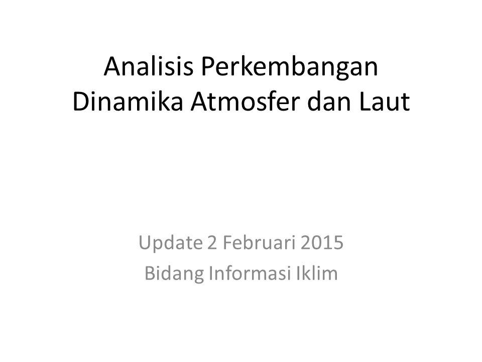 Analisis Perkembangan Dinamika Atmosfer dan Laut