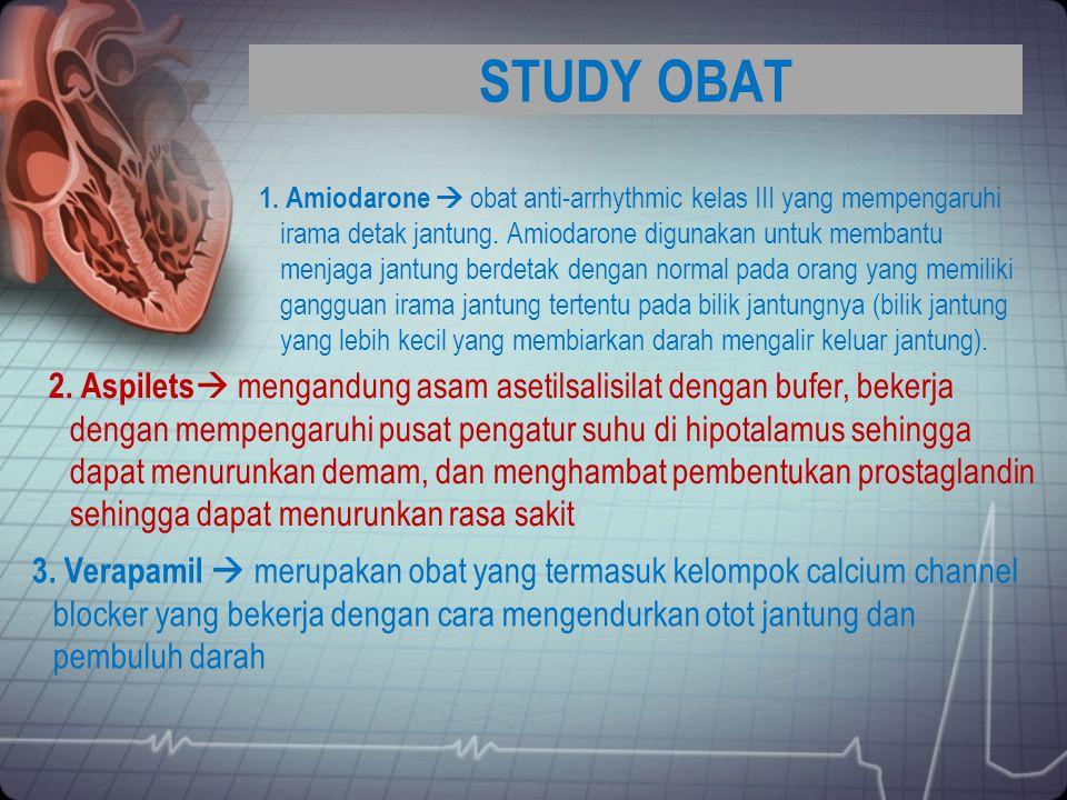 STUDY OBAT