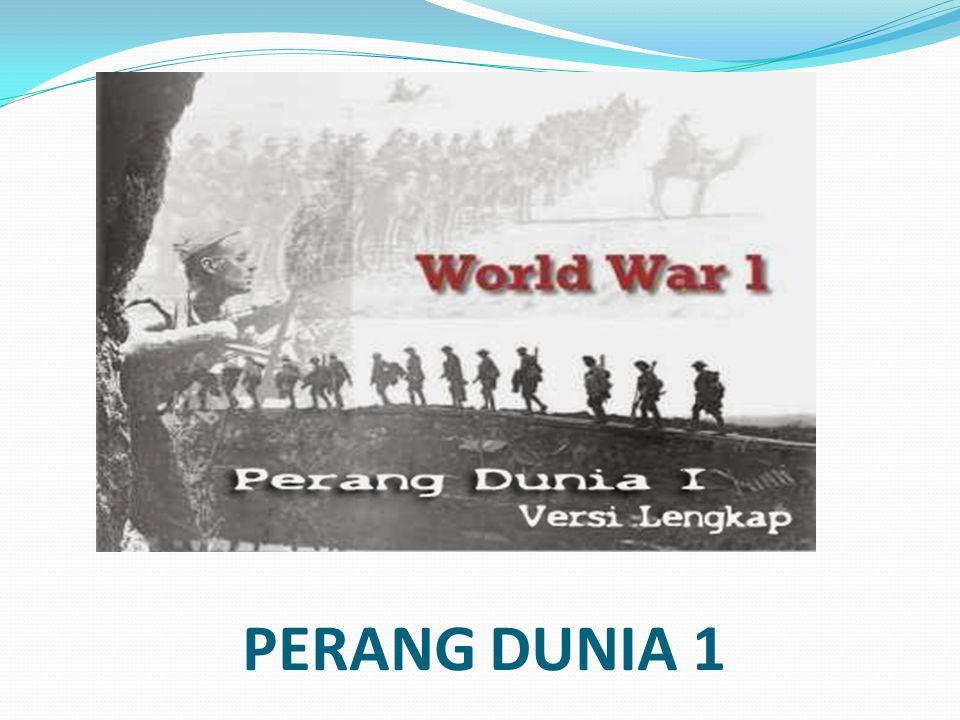 PERANG DUNIA 1