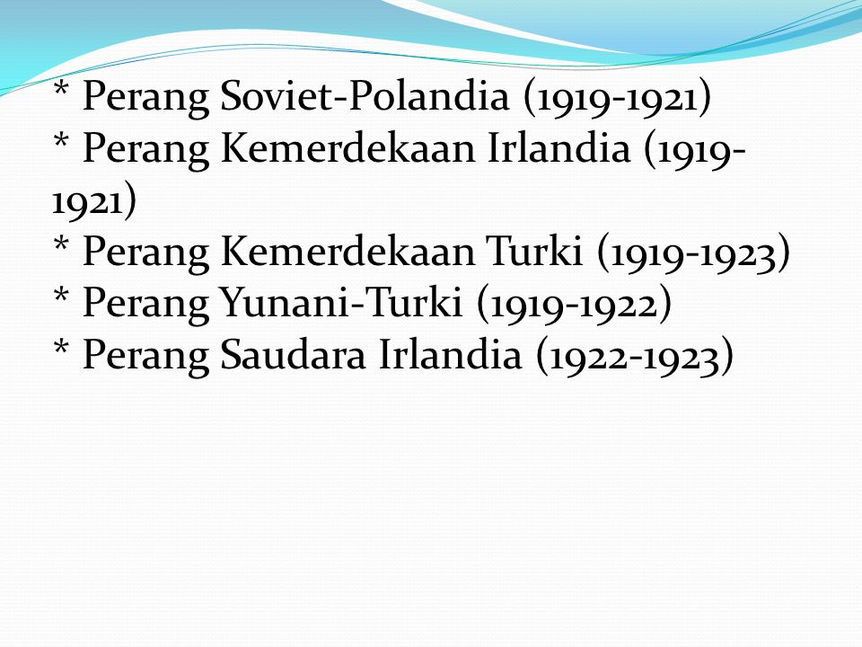 Perang Soviet-Polandia (1919-1921)