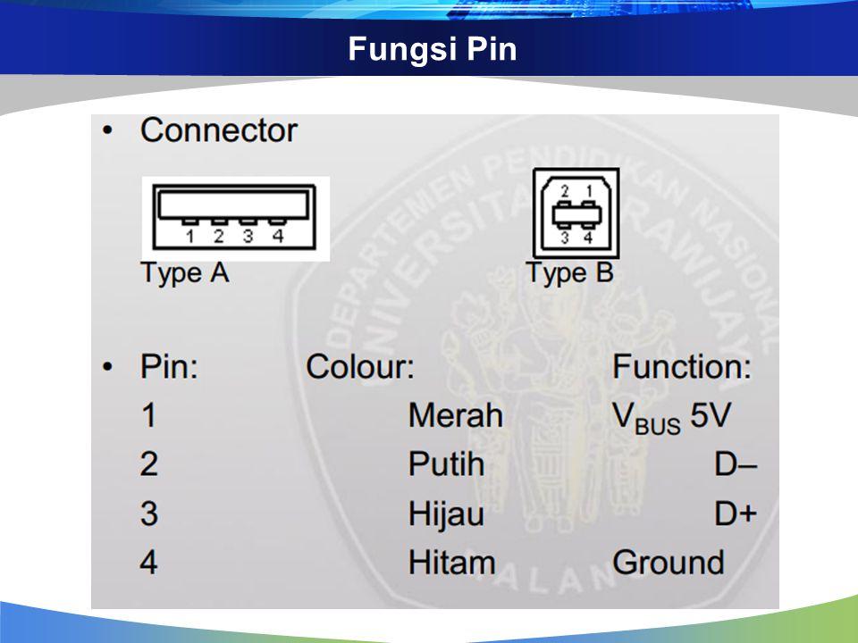 Fungsi Pin