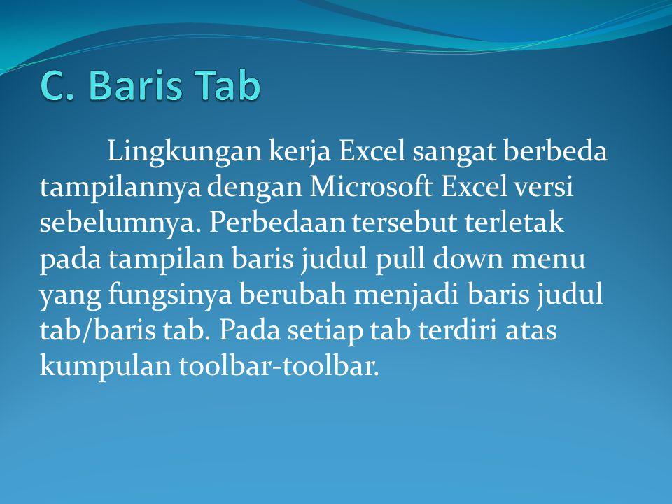 C. Baris Tab