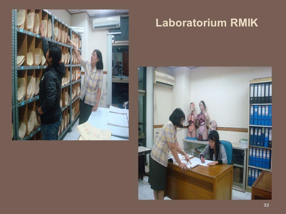 Laboratorium RMIK 32