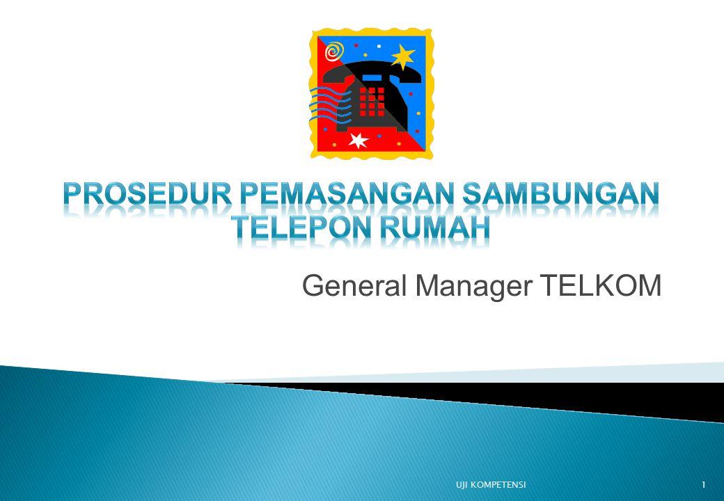 General Manager TELKOM