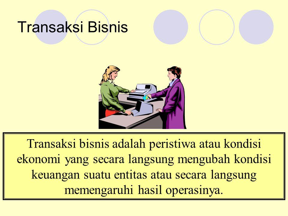 Transaksi Bisnis