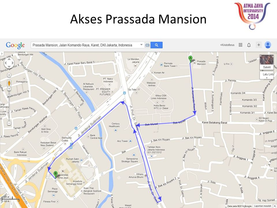 Akses Prassada Mansion
