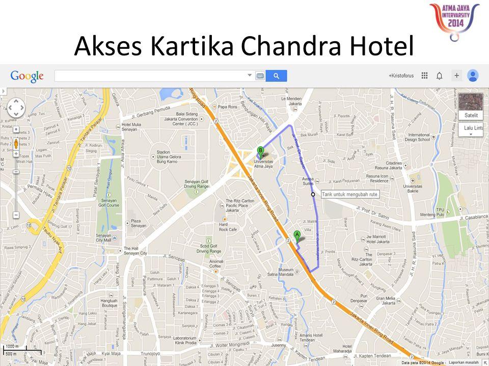 Akses Kartika Chandra Hotel