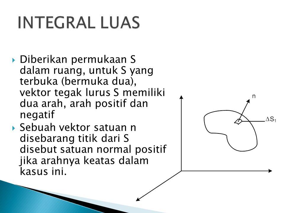 INTEGRAL LUAS
