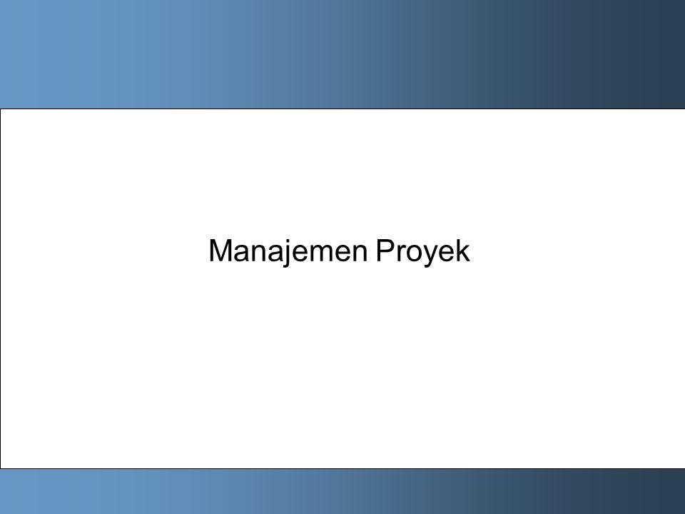 Manajemen Proyek 1