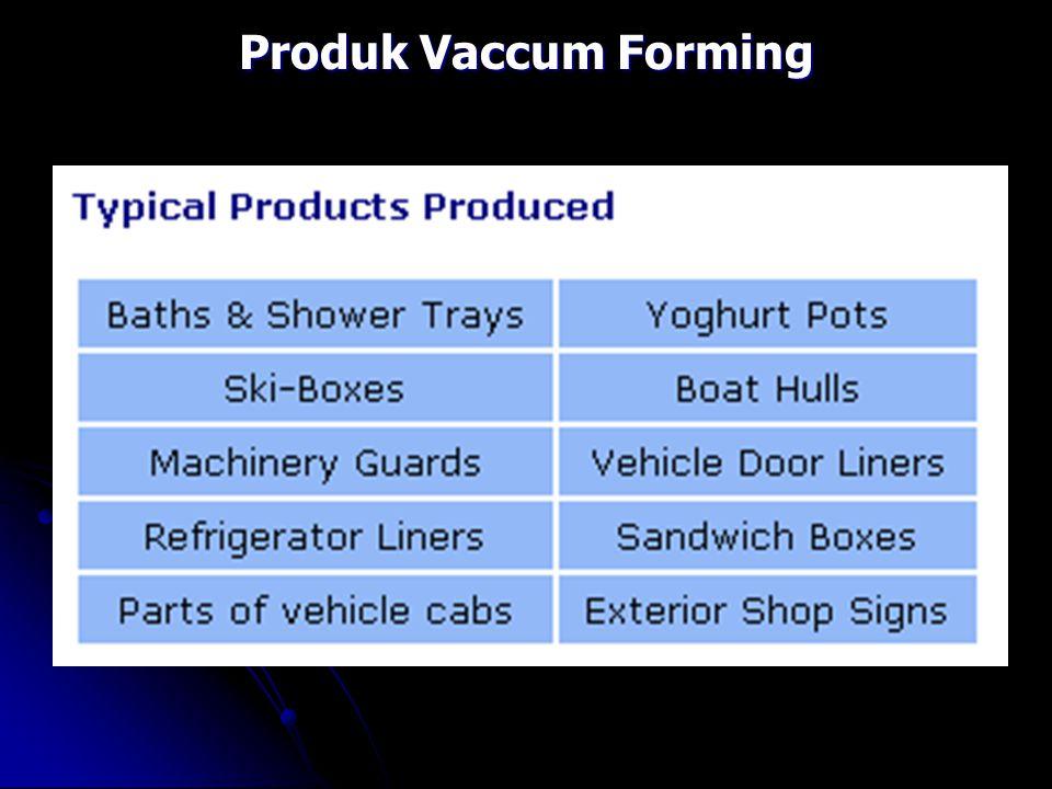 Produk Vaccum Forming