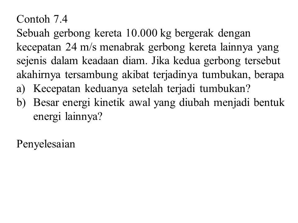 Contoh 7.4