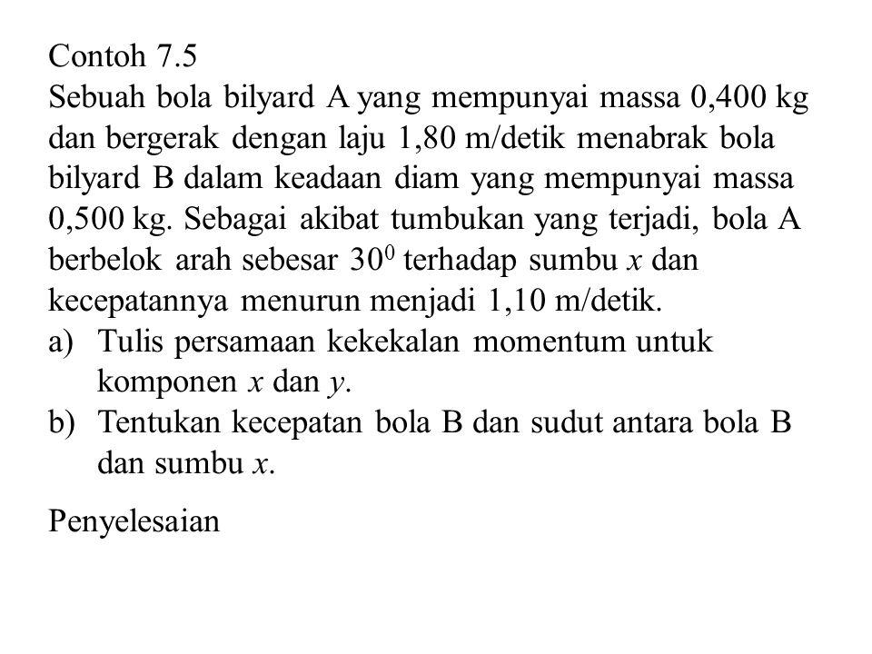 Contoh 7.5