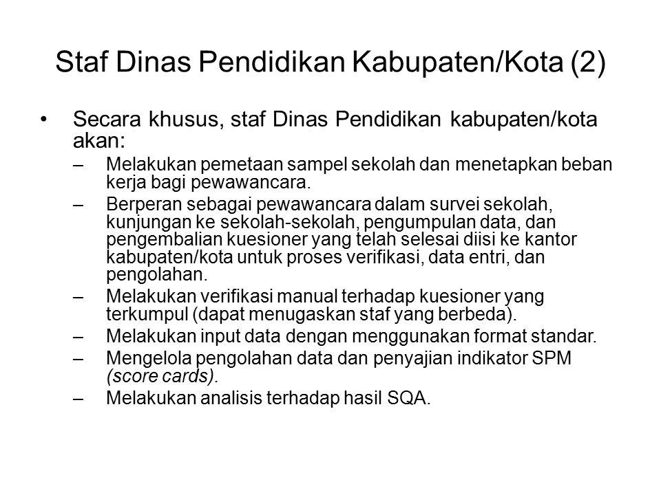 Staf Dinas Pendidikan Kabupaten/Kota (2)