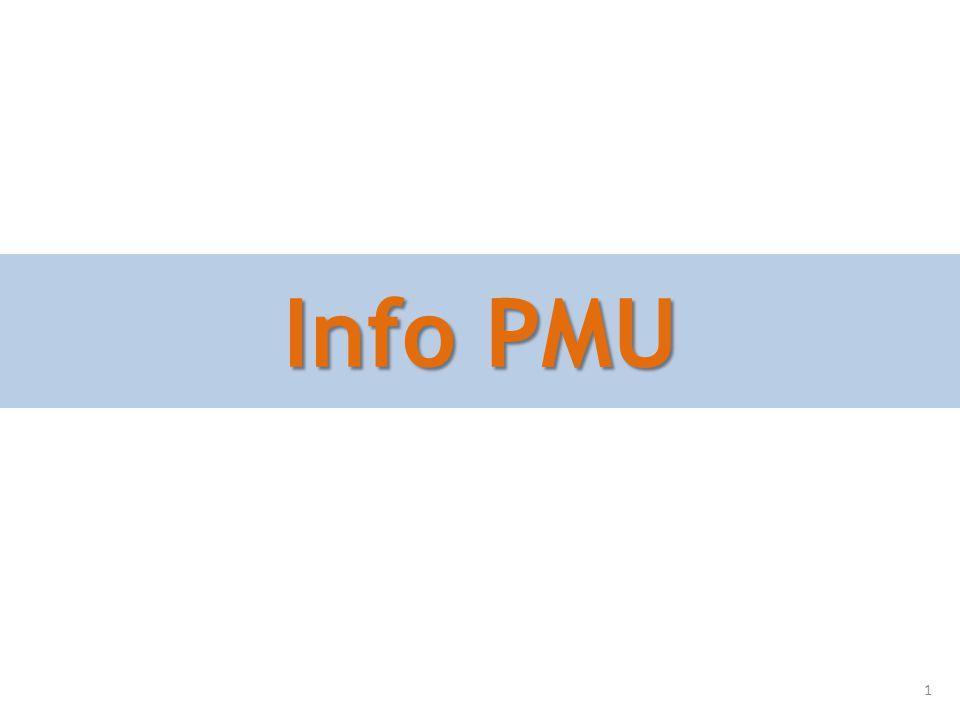 Info PMU