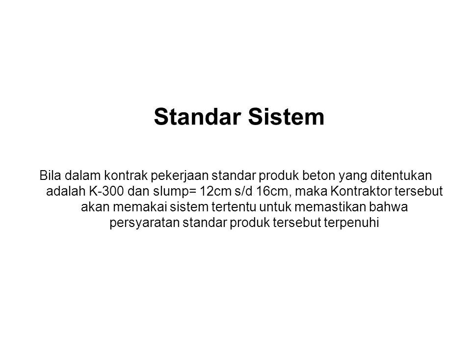 Standar Sistem