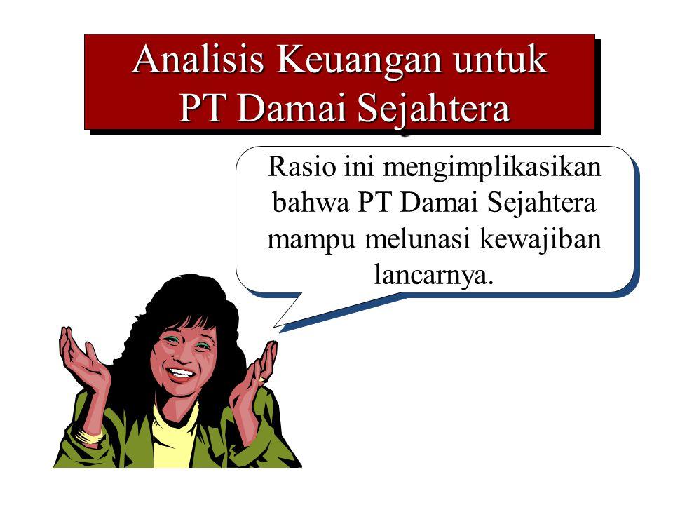 Analisis Keuangan untuk