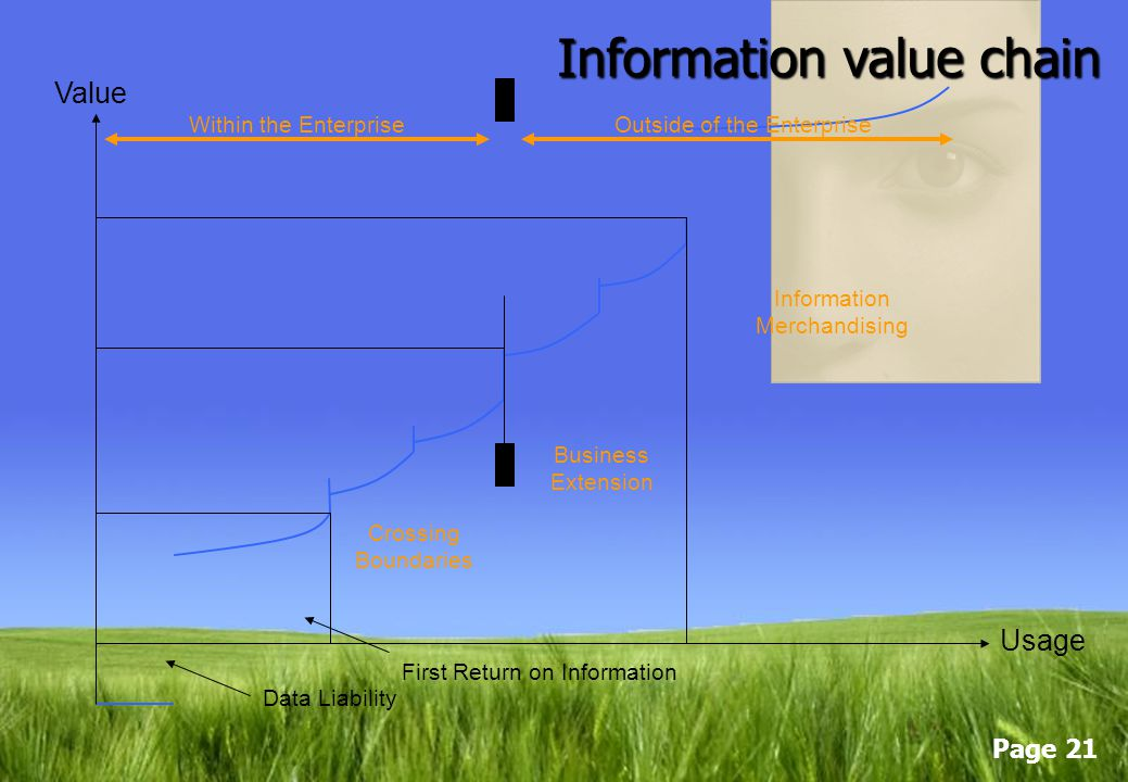 Information value chain