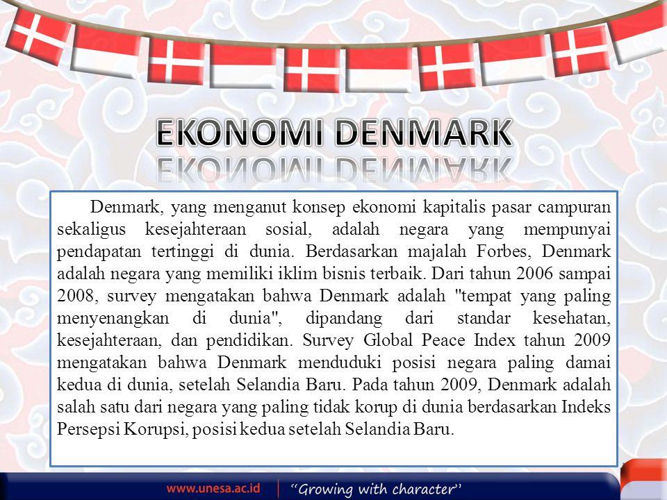 EKONOMI DENMARK