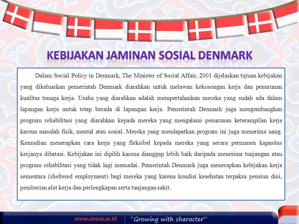 Kebijakan Jaminan Sosial Denmark